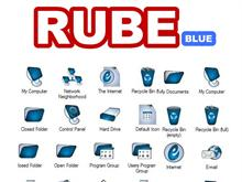 Rube Blue