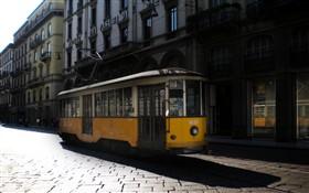 Tram number 1