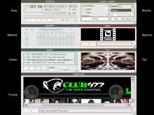 Simplicity Colorpack for WinAmp 2