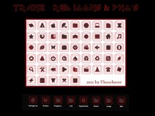 Transp_Red_Glow_Icons
