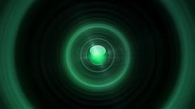the green pulsator