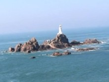 Corbiere Light House