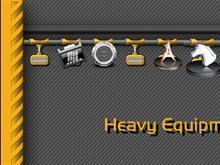 Heavy Equipment Power Tools