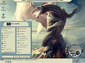 My Dragon Desk
