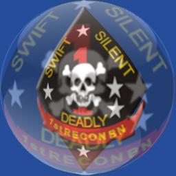 USMC 1/1 Recon BN