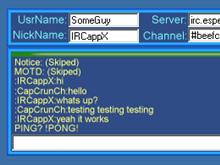 IRCapX