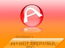Avant Browser Ball