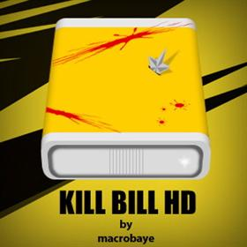 Kill Bill HD Experiment