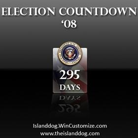 Election Countdown '08