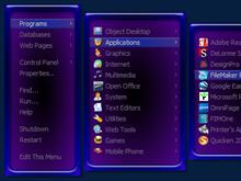 Purple Haze RightClick Menu