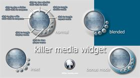 Killer media widget