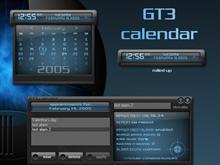 GT3 calendar