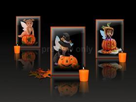 Autumn's Lil' Pumpkins
