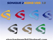 Sonique 2 Icons