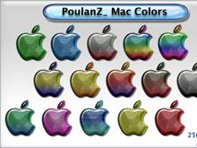 PoulanZ_Mac Colors