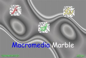 Macromedia Marble