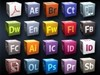 Adobe CS4 Adobe CS5 Cubes