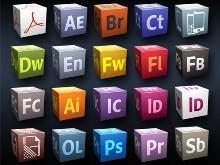 Adobe CS4 Adobe CS5 Cubes