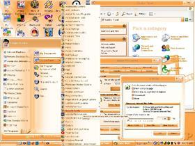 I AM SIMPLE_Orenge