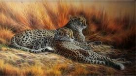Leopard Pair LV