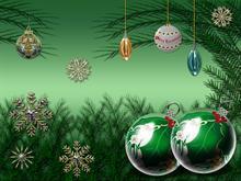 Christmas Green 2008