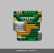 Organic Fluff
