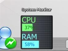 Sysmon ( CPU / RAM ) for SysStats