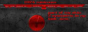 My Black Red (X2)