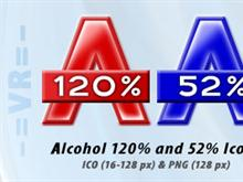 Alcohol 120 and 52