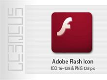 Adobe Flash *boxed