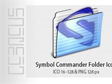 Symbol Commander Folder Icon
