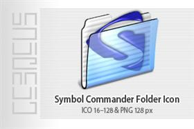 Symbol Commander Folder Icon