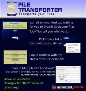 File TransPorter - Free
