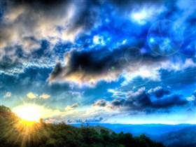 HDR Sunrise 1