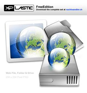 XPlastic07 Web File, Folder and Drive