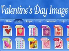 Valentines Image File Types