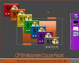CP39 Weather Color Pack