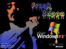 Windows Frank Zappa