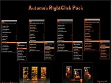 Autumn's RightClick Pack