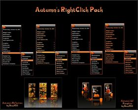 Autumn&#39;s RightClick Pack