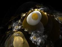 Fry Eggs By cacbig