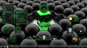Green Glass Xtreme
