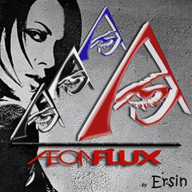 Aeon Flux Icons