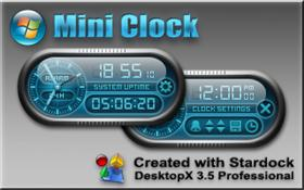 SD Mini Clock