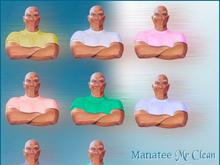 Manatee Mr Clean