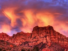Fiery Mountain