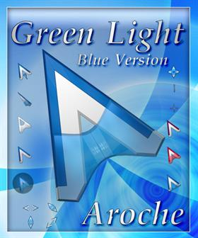 Green Light (Blue Version)