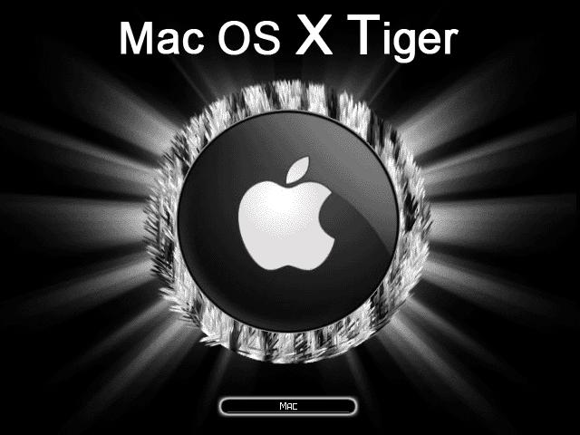 Mac Os X Tiger Download