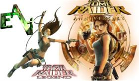 Tomb Raider Legend and Anniversary