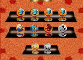 "12 Firefox ""refleXicons"" + Automatic Changer"